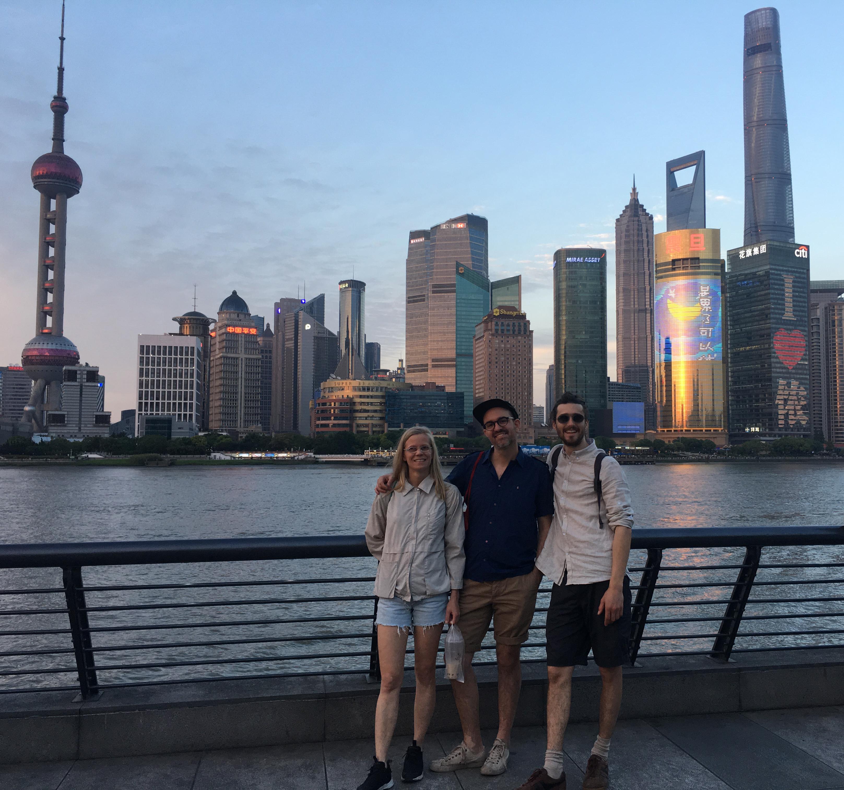 shanghai group